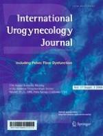 International Urogynecology Journal 3/2006