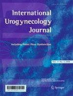 International Urogynecology Journal 4/2006