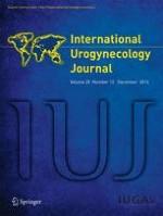 International Urogynecology Journal 12/2014