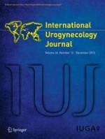 International Urogynecology Journal 12/2015