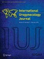 International Urogynecology Journal 2/2016
