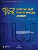 International Urogynecology Journal 1/2019