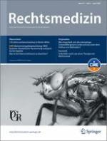 Rechtsmedizin 2/2007