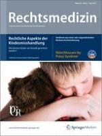 Rechtsmedizin 3/2010