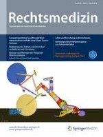 Rechtsmedizin 2/2016