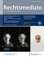 Rechtsmedizin 1/2017