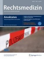 Rechtsmedizin 3/2017