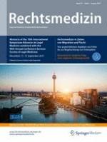 Rechtsmedizin 4/2017