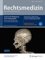 Rechtsmedizin 5/2017