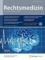 Rechtsmedizin 3/2018