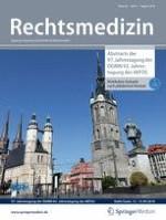Rechtsmedizin 4/2018