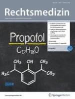 Rechtsmedizin 5/2018