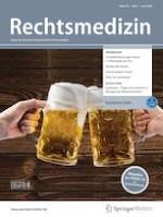 Rechtsmedizin 3/2020