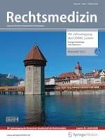 Rechtsmedizin 5/2020