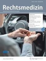 Rechtsmedizin 6/2020