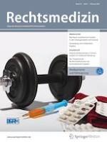Rechtsmedizin 1/2021