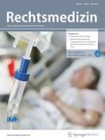 Rechtsmedizin 2/2021