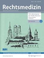 Rechtsmedizin 4/2021