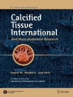 Calcified Tissue International 6/2014