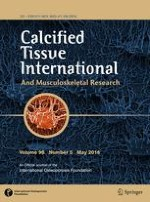 Calcified Tissue International 5/2016