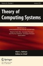 Theory of Computing Systems 1/2015