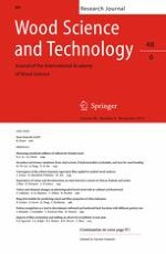 Wood Science and Technology 6/2014