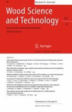 Wood Science and Technology 2/2017