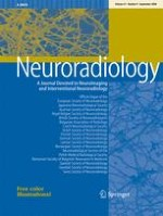 Neuroradiology 9/2009