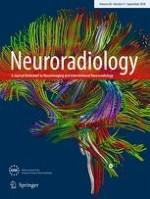 Neuroradiology 9/2018