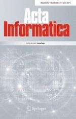Acta Informatica 4-5/2015