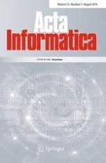 Acta Informatica 5/2016
