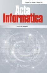Acta Informatica 5/2017