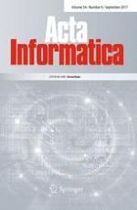 Acta Informatica 6/2017