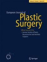 European Journal of Plastic Surgery 3/2013