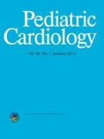 Pediatric Cardiology 4/2004