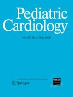 Pediatric Cardiology 3/2008