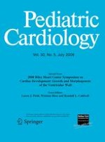 Pediatric Cardiology 5/2009