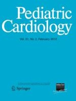 Pediatric Cardiology 2/2010
