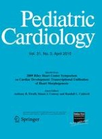 Pediatric Cardiology 3/2010
