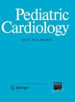 Pediatric Cardiology 5/2010