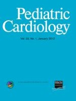 Pediatric Cardiology 1/2012