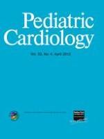 Pediatric Cardiology 4/2012