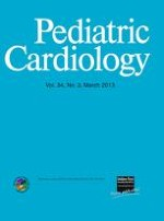 Pediatric Cardiology 3/2013