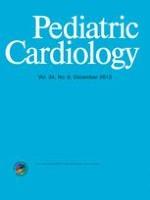 Pediatric Cardiology 8/2013