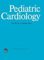 Pediatric Cardiology 7/2014