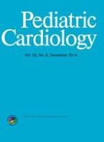 Pediatric Cardiology 8/2014