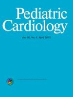Pediatric Cardiology 4/2015