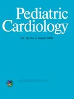 Pediatric Cardiology 6/2015