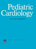 Pediatric Cardiology 6/2016