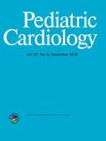 Pediatric Cardiology 8/2016